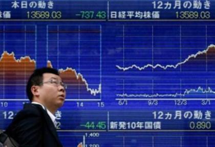 Asya piyasaları ceplerini dolduruyor