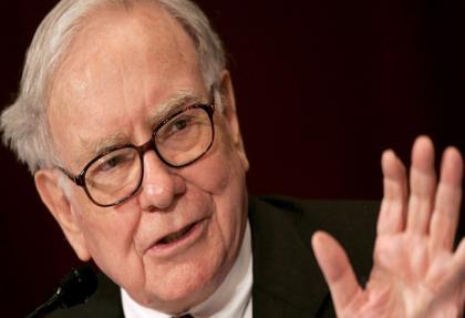 """Buffett: """"Herkes hırslıyken korkak, herkes korkakken hırslı olun"""""""