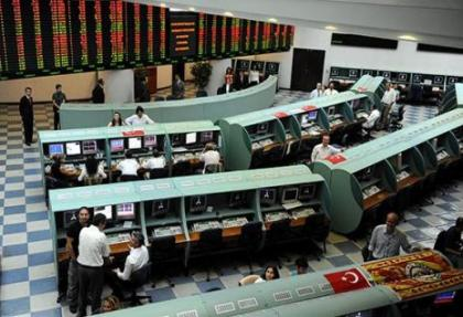Borsa, tedirgin ruh haliyle yükseldi