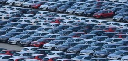 Otomotiv sektöründe 2,3 milyar dolar buharlaştı