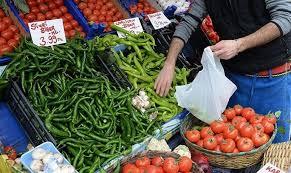 Enflasyon Şubat ayında eksiye geçti