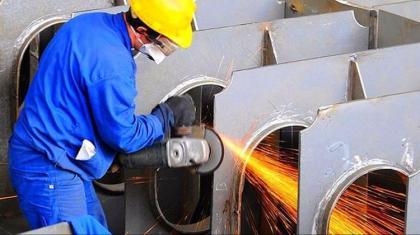 Sanayi üretimi Şubat'ta zirve yaptı.. 5,8 artış!