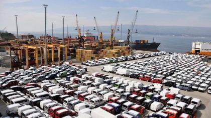 otomotiv ihracatinda 8 yilin zirvesi