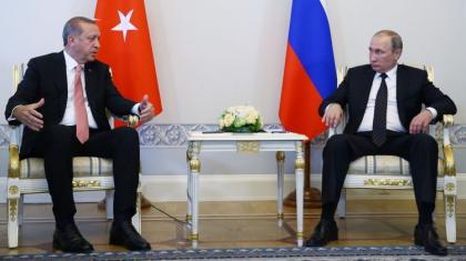 Rusya ile 100 milyar dolarlık tarihi görüşme