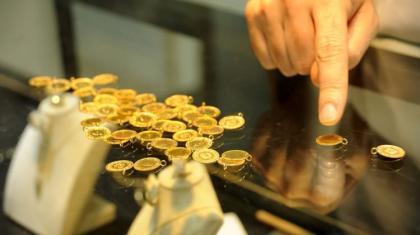 Darphane yarım gram altın üretimine başladı