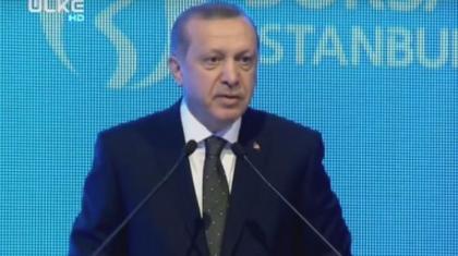 """Erdoğan: """"Benim çok ağırıma gidiyor, kurtuluruz"""""""
