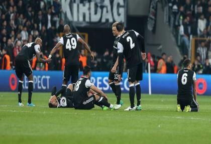 Beşiktaş hisseleri düşüşe geçti