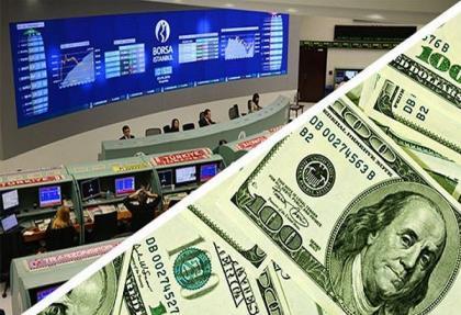 Yellen doları fena yelleyip çökertti, borsa yine rekorda