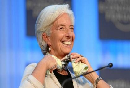 IMF Başkanı Lagarde'dan sanal para uyarısı!