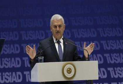 """Başbakan Yıldırım: """"Türkiye'de kriz olacak dediler, büyüdük"""""""