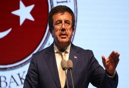 """Zeybekci:""""Türkiye 2017 sonu itibariyle yüzde 7.1 büyüyecek"""""""