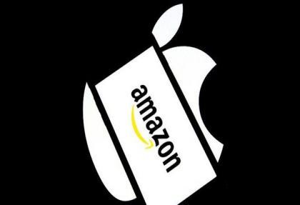 ABD'li Apple ve Amazon 100 Milyar dolar eridi