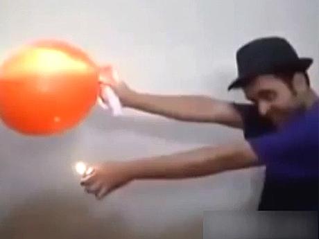 Para, balon ile nasıl kazanılır?