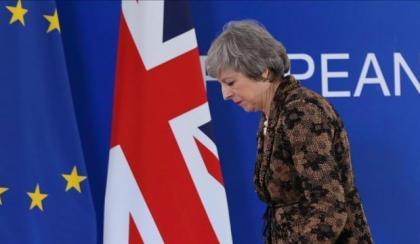 ingiliz parlamentosundan brexit anlasmasi karari!