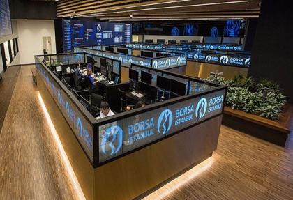 Borsa İstanbul'daki bankaların kârı ilk yarıda azaldı