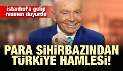 para sihirbazindan turkiye hamlesi! istanbul'a gelip resmen duyurdu