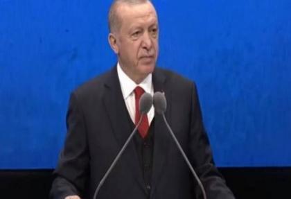 """Bşk Erdoğan: """"Ekonomimiz bağışıklık sistemini güçlendiriyor"""""""