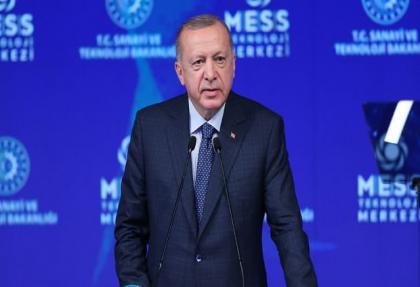 Erdogan: Teknolojide yeni bir cigir acacagiz