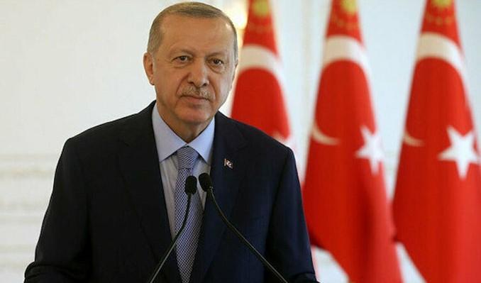 """Bşk Erdoğan: """"Yatırımcımızı yüksek faize ezdirmememiz lazım"""""""